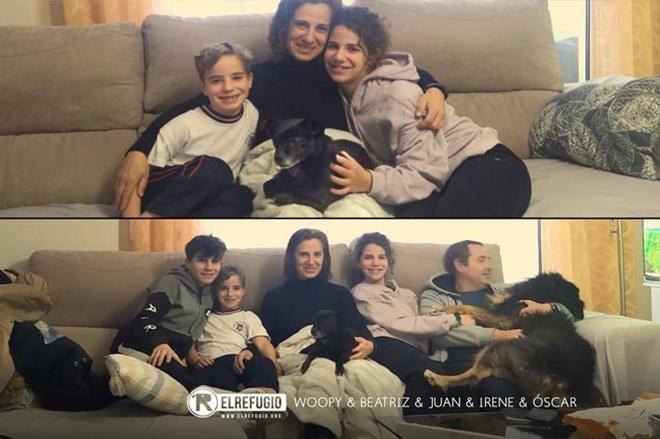Huérfanos del Covid encuentran familia.