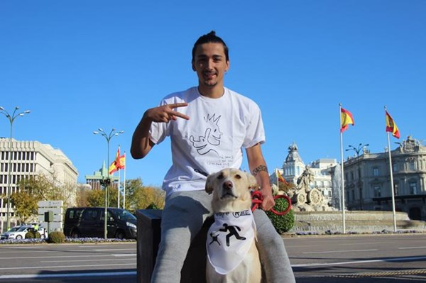 Mi perrito y yo, somos la misma gente. inscríbete ya en la #Sanperrestre