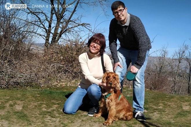 ¡Otra vida salvada, otra familia feliz!