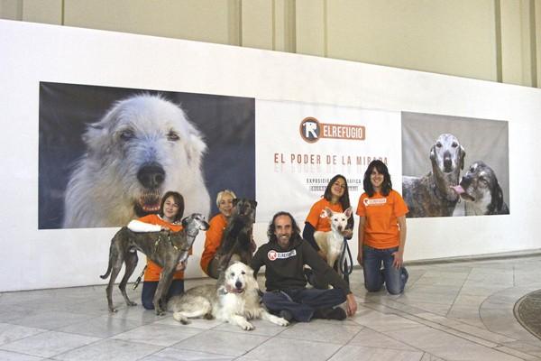 Exposición fotográfica, calendario El Refugio 2015