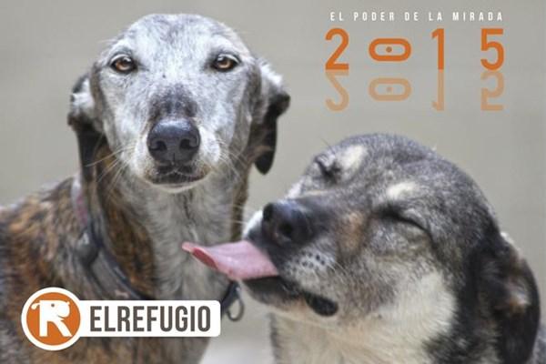 Ya puedes tener el calendario de El Refugio 2015