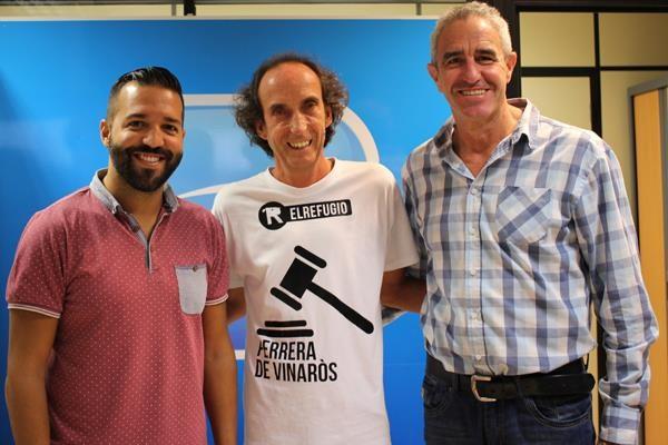El Refugio inicia encuentros con los Ayuntamientos de la Comunidad Valenciana que trabajan con la Perrera de Vinaròs