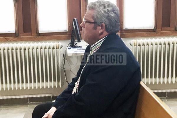 El Refugio consigue condenar a prisión a otro maltratador más.