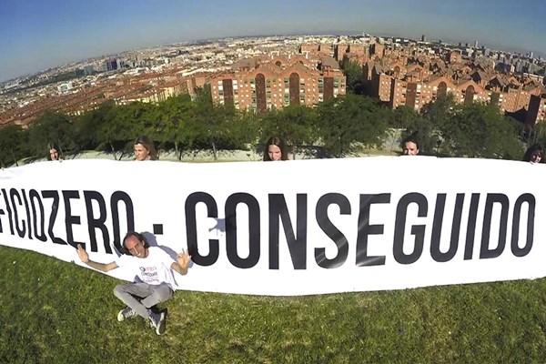 #SACRIFICIOZERO CONSEGUIDO!!