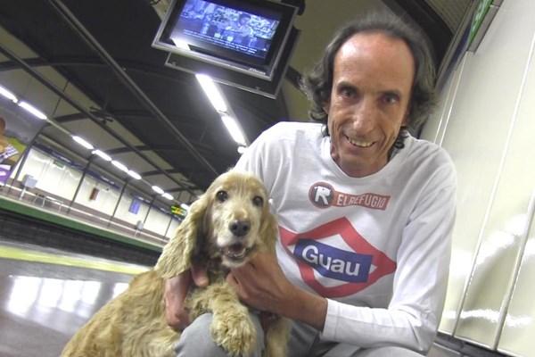 El Refugio acuerda con la Comunidad de Madrid  el libre acceso de perros a toda la red de Metro.