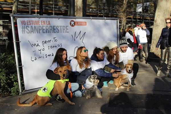 ¡¡QUÉ BIEN LO HEMOS PASADO EN LA #SANPERRESTRE!!