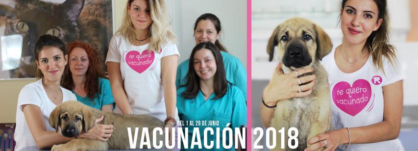 Comienza la Campaña de Vacunación e Identificación de El Refugio 2018