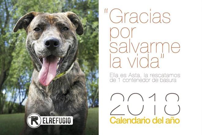 Calendario El Refugio 2018